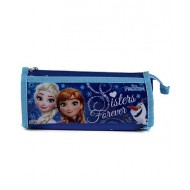 Disney Frozen Sisters Pencil Pouch – Blue