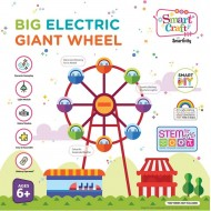 Smartivity Big Electric Giant wheel S.T.E.M. Educational DIY Toy