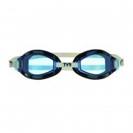 TYR Team Sprint Goggles  - Blue