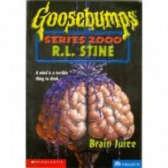 Brain Juice (Goosebumps Series 2000-12)