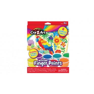 Cra Z Art Finger Paints