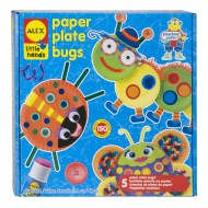 Alex Toys Little Hands Paper Plate Bugs