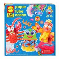 Alex Toys Little Hands Paper Tube Ocean