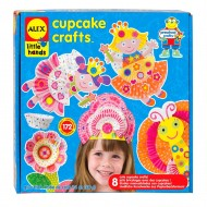 Alex Toys Little Hands Cupcake Craft