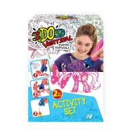 IDO3D Vertical Two Pen Set Assortment