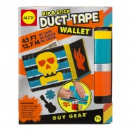 Alex Toys Rip And Stick Duct Tape Wallet Kit