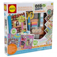 Alex Toys My Eco Crafts Scrapbook