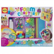 Alex Toys Craft Foam Crafters Ultimate Set