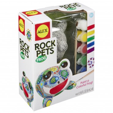 Buy alex toys craft rock pets garden frog online in india for Where to buy rocks for crafts