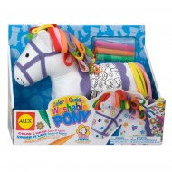 Alex Toys Color A Cuddle Washable Pony