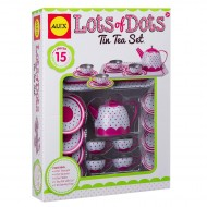 Alex Toys Lots Of Dots Tin Tea Set