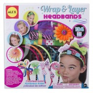 Alex Toys Wrap And Layer Headbands