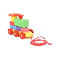 Anindita Toys Build A Train Engine Toy