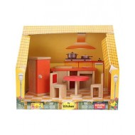Anindita Toys DIY Kitchen Set