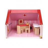 Anindita Toys DIY Miniature Clinic Set
