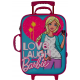 Barbie Trolley Bag Blue
