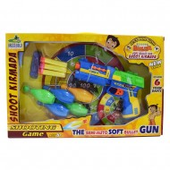 Chhota Bheem Soft Bullet Gun & Shooting Game