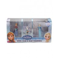 Disney Frozen Anna Elsa And Olaf Figurine