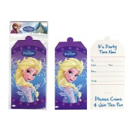 Disney Frozen Invitation Card, Pack of 10
