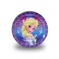 Disney Frozen Paper Plates Size 7 inch, Pack of 10