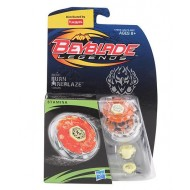 Funskool Beyblade Burn Fireblaze 135 MS Orange