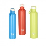 H2O Stainless Steel Sipper Water Bottle 800ml SB523