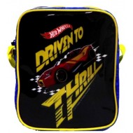 Hotwheels Crossbody Bag Black
