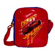 Hotwheels Crossbody Bag Red