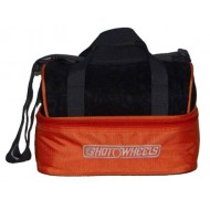 Hotwheels Lunch Bag Orange