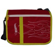 Hotwheels Messenger Bag Red