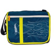 Hotwheels Messenger Bag Teal