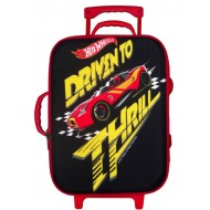 Hotwheels Trolley Bag Black