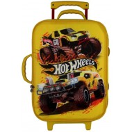 Hotwheels Trolley Bag Yellow