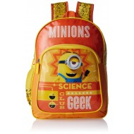 Minion Science Geek School Bag 18 Inch