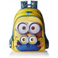Minions Dave Mask School Bag 16 Inch
