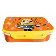 Minion Insulated Don't Share Snacks Lunch Box