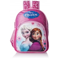Disney Frozen Pink Toddler Bag 12 Inch