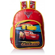 McQueen Cars Toddler Bag 12 Inch