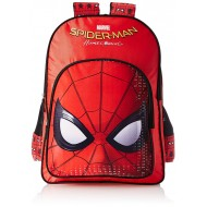 Spiderman Homecoming Red School Bag 18 Inch