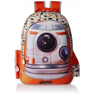 Star Wars BB8 Touch and Glow School Bag 18 Inch
