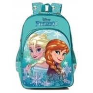 Disney Frozen Sister Turquoise School Bag 18 inch