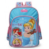 Disney Princess Dream Big School Bag 14 inch