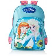 Disney Frozen Pink and Blue School Bag 14 Inch MBEWDP0656