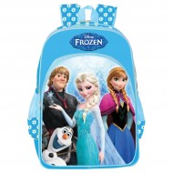 Disney Frozen School Bag 14 Inch Blue MBEWDP0666