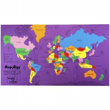 Imagimake Mapology World