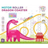 Smartivity Motor Roller Dragon Coaster S.T.E.M. Educational DIY Toy