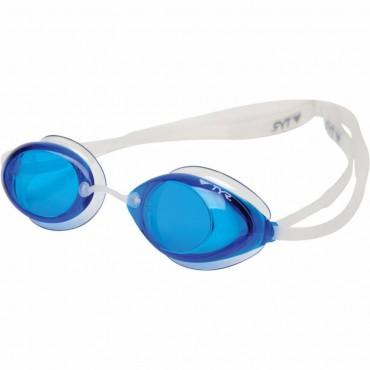 TYR Tracer Racing Goggles  - Blue