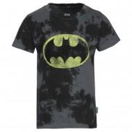 Batman Dark Grey Tie & Dye T-Shirt BM0FBT1199