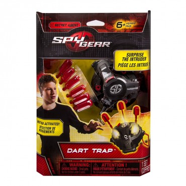 Spy Gear Spy Dart Trap