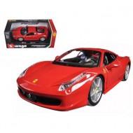 Maisto 1:24 Ferrari 458 Italia